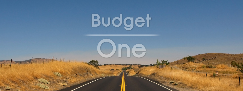 Start a Budget 1: Getting Started