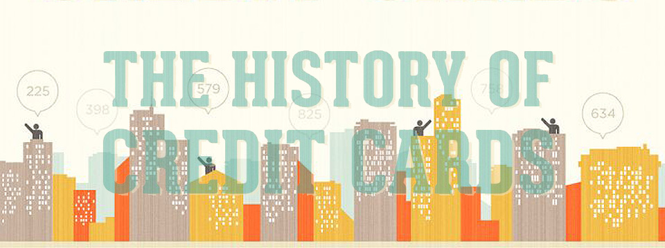 Daddy, Where Do Credit Cards Come From?  The History of Credit Cards [Infographic]