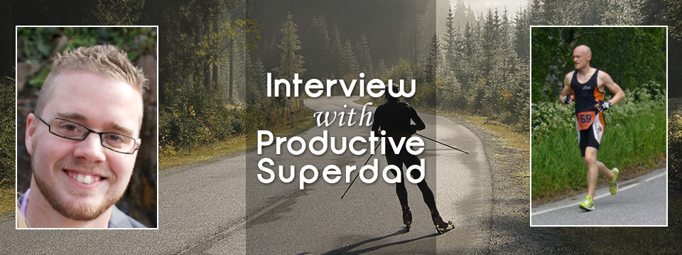 Increase Your Productivity: 10 Question Mini-Interview With the Productive Superdad:  Timo Kiander