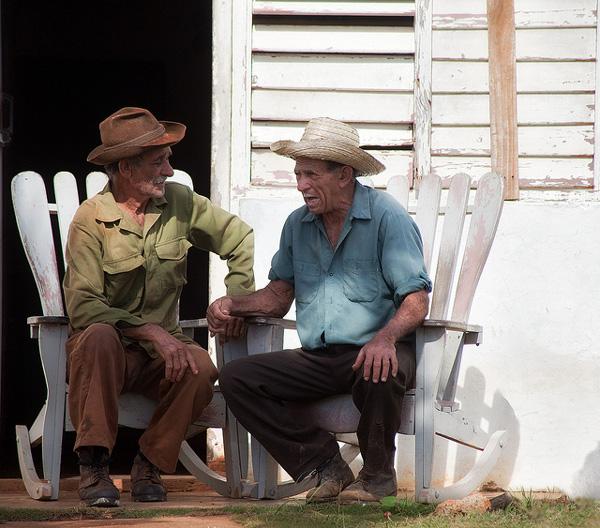 Pedro and Bob