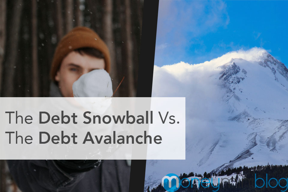 debt snowball avalanche comparisson