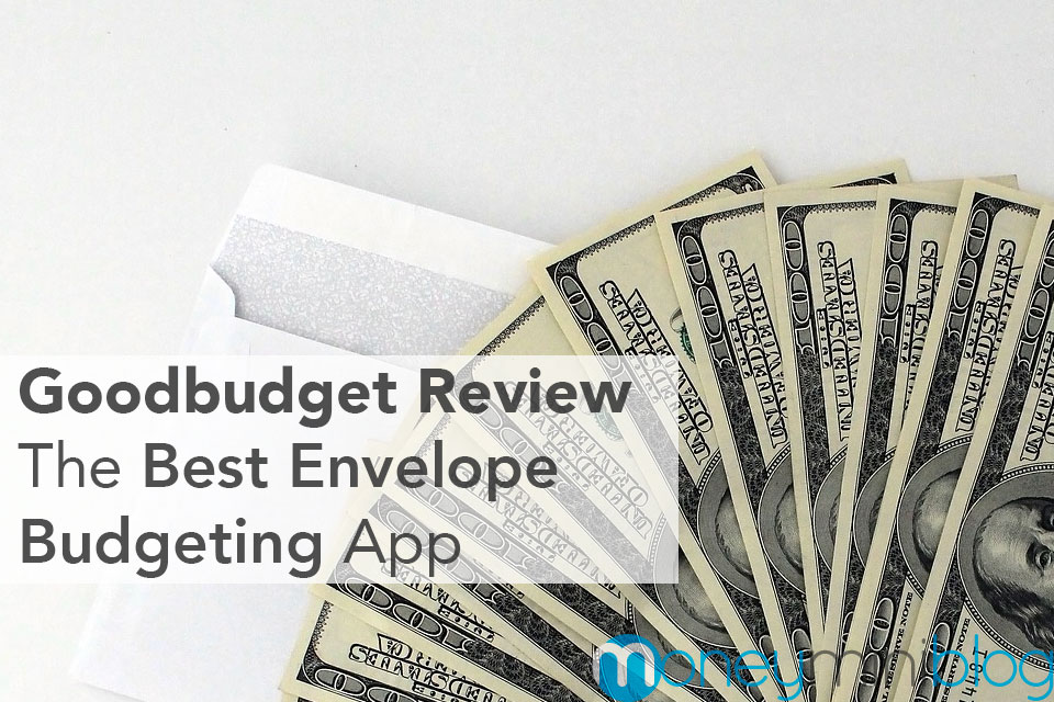 goodbudget envelop budgeting review