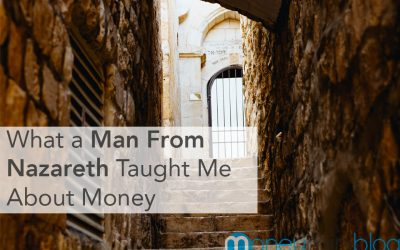 What a Man From Nazareth Taught Me About Money