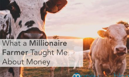 What a Millionaire Farmer Taught Me About Money