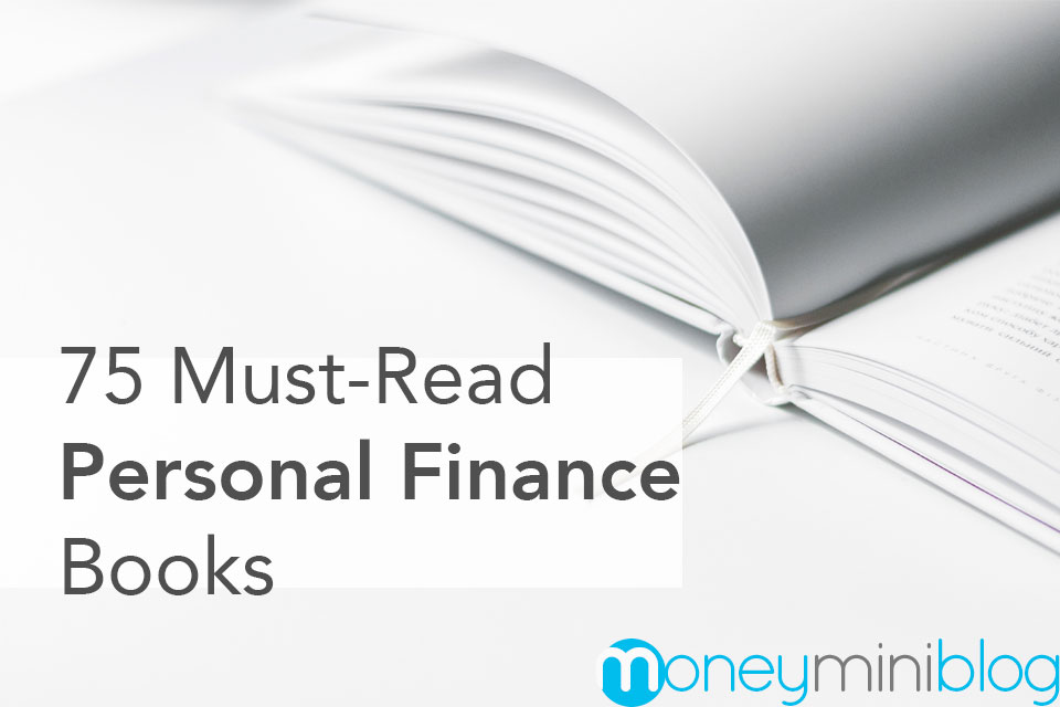best finance book ultimate list 75