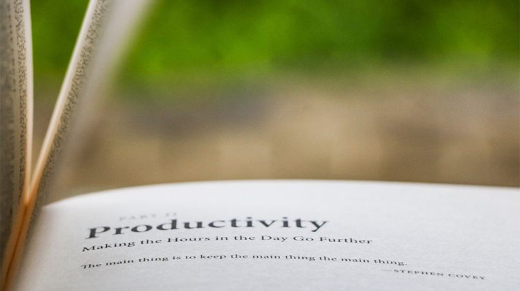list of best productivity books