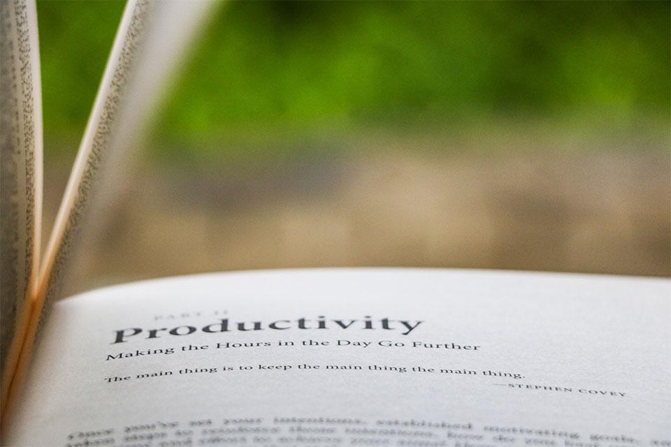 list of best productivity books