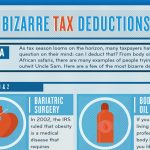 bizarre tax deductions