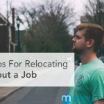 relocating without job finding career