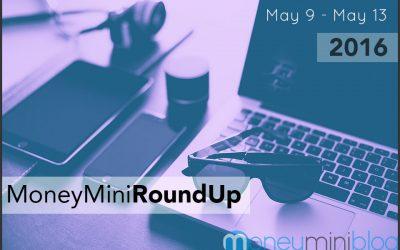 MoneyMiniRoundup: Money and Productivity (May 9 – May 13, 2016)