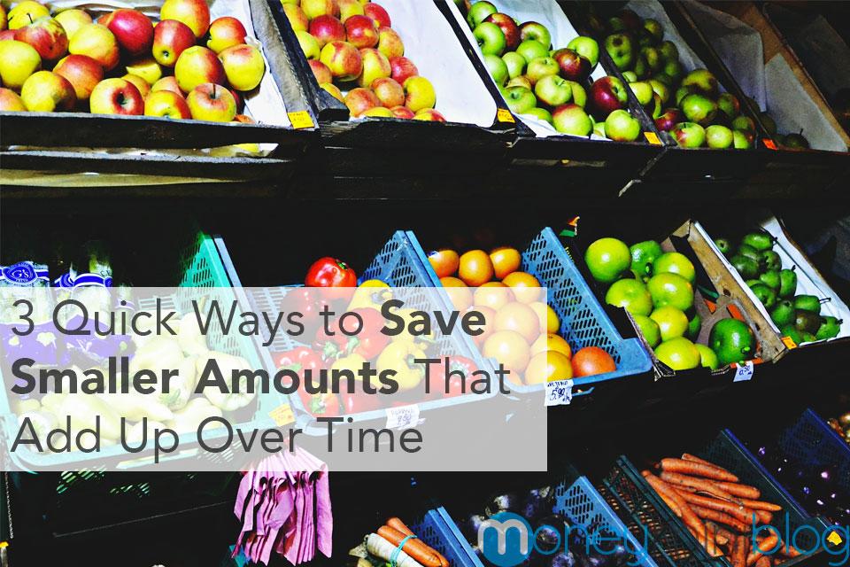 save small amounts add up