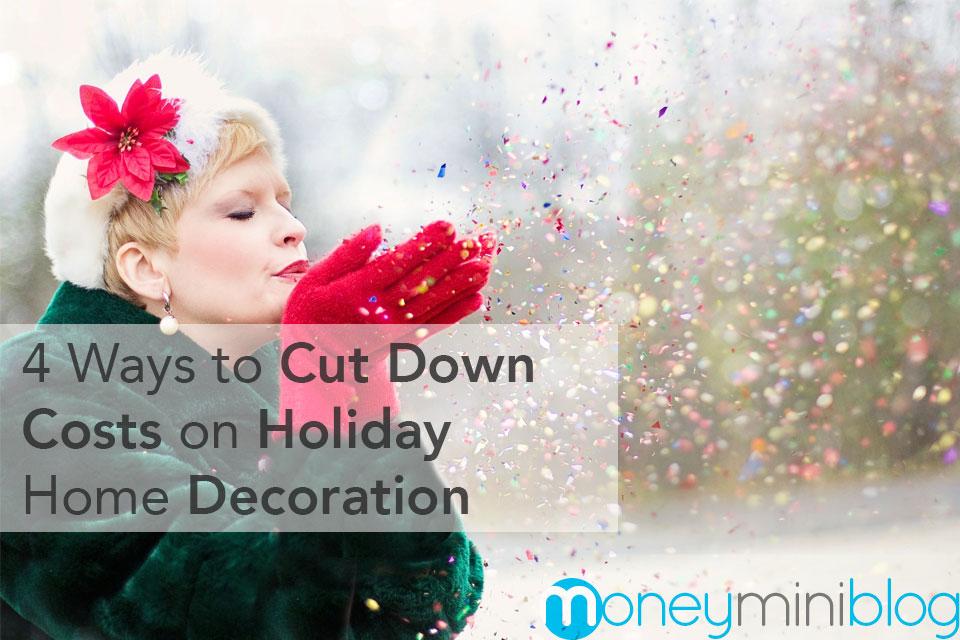 holiday christmas decor decorations save money