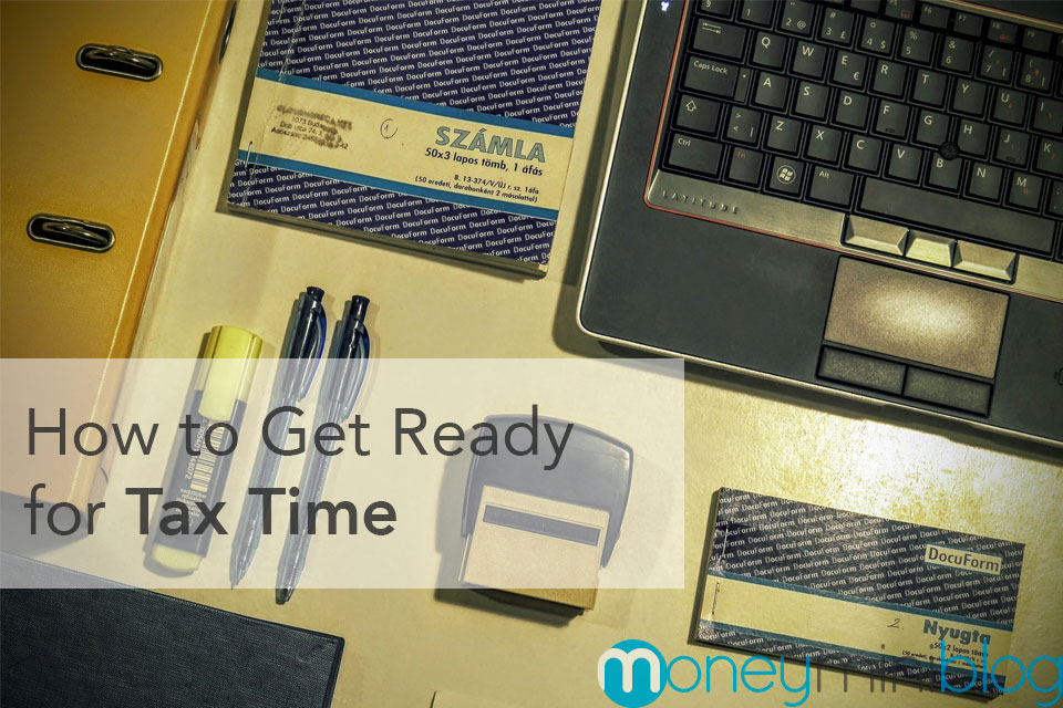 taxes preparing get ready