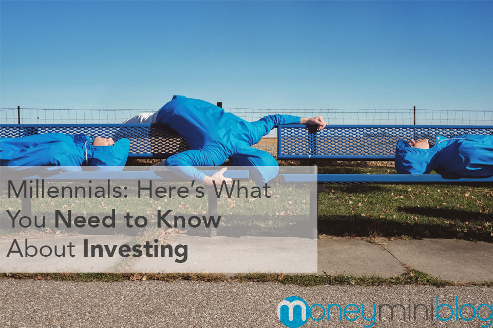 Millennials: Here's What You Need to Know About Investing