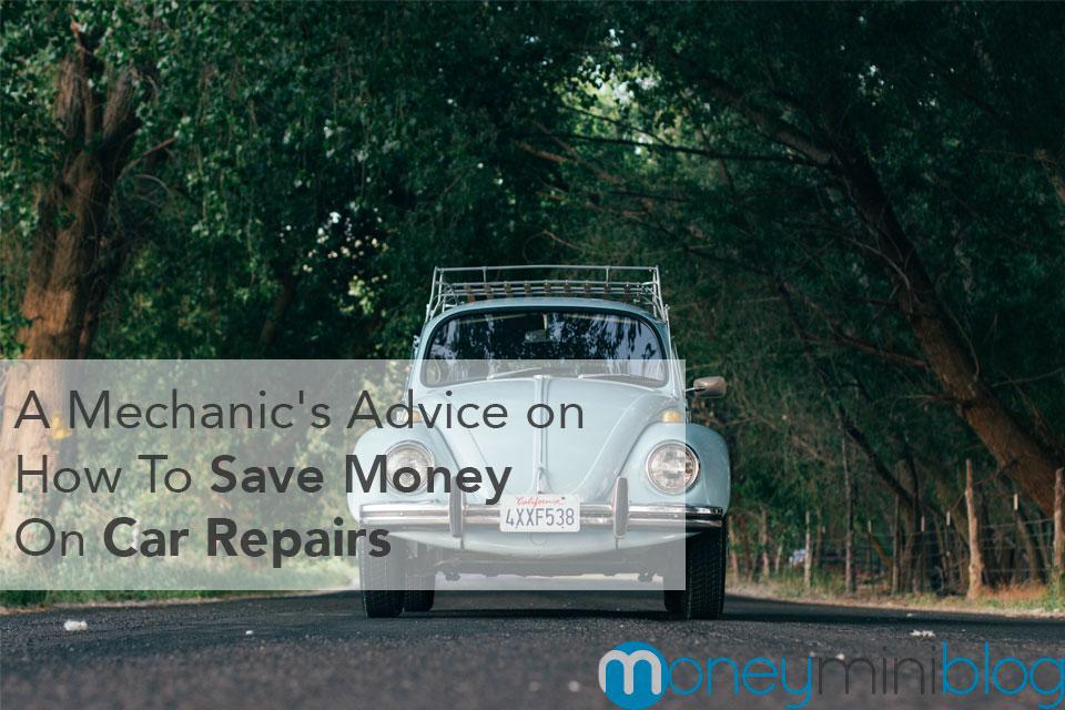 save money car repairs