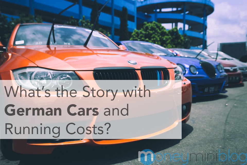 german car cost information