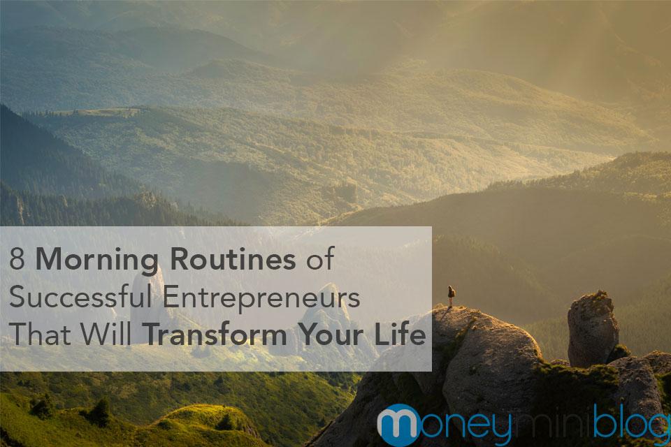 mornings entrepreneurs successful habits