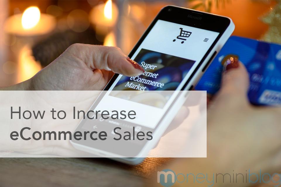 ecommerce increasing sales online