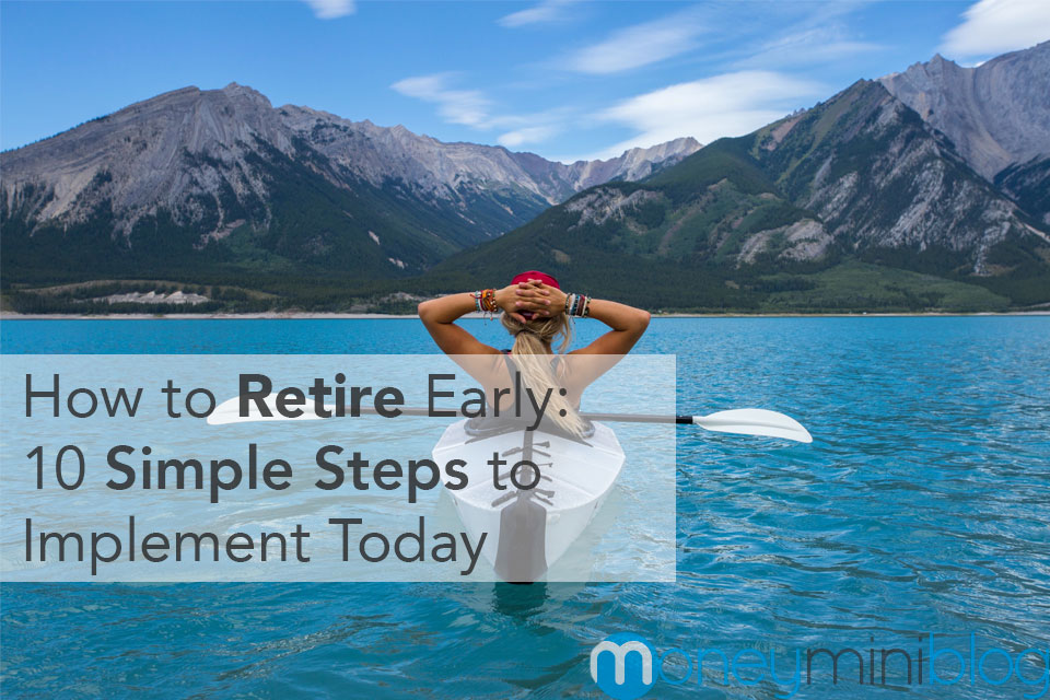 retire early steps simple easy