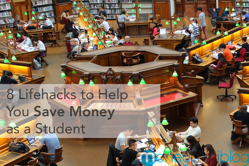 student lifehacks save money