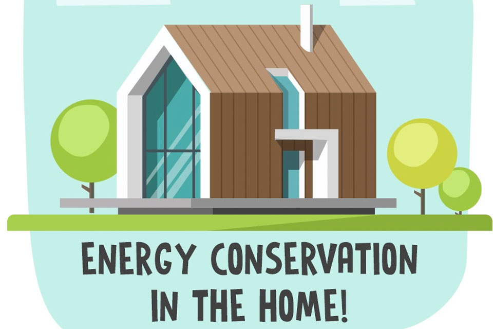 energy efficient conservation home electric