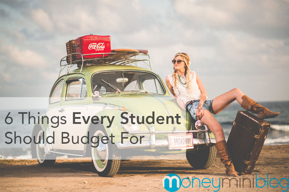 6 Things Every Student Should Budget For
