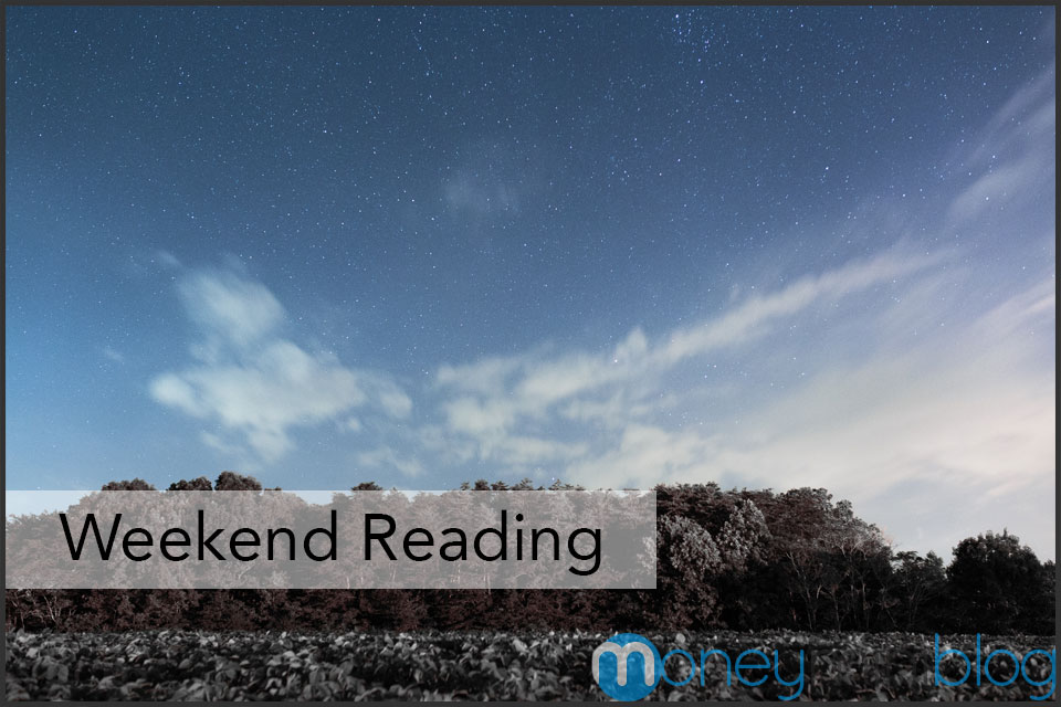 Money and Productivity: Weekend Reading