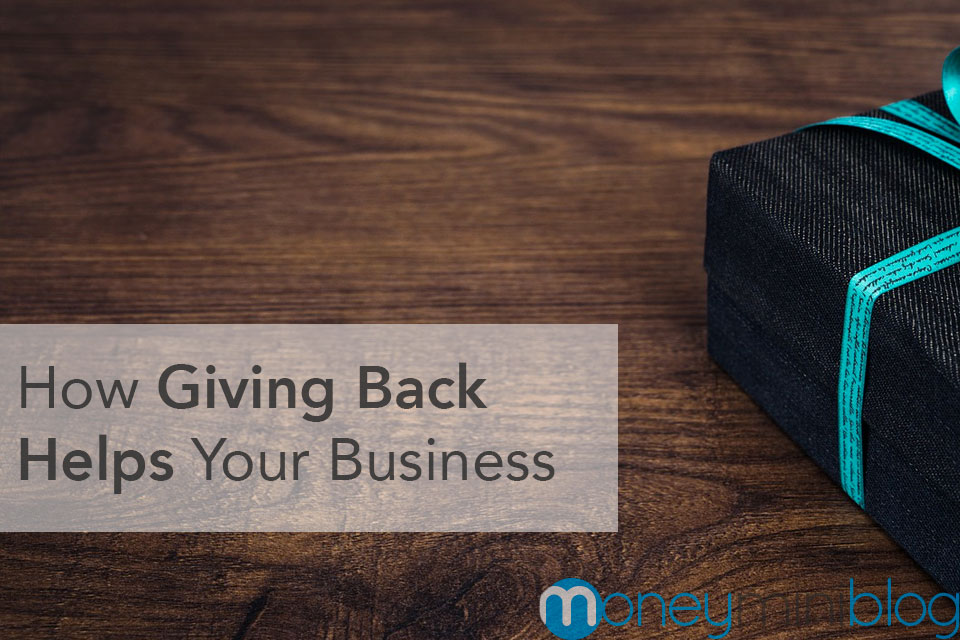How Giving Back Helps Your Business