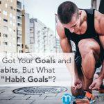 habit goals creating positive goals or habits