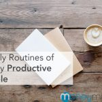 productive routines successful people