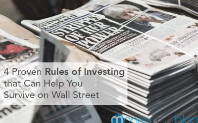 4 Proven Rules of Investing that Can Help You Survive on Wall Street