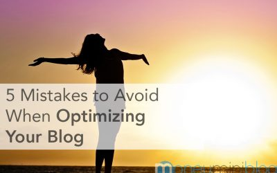 5 Mistakes to Avoid When Optimizing Your Blog