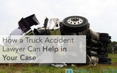 How a Truck Accident Lawyer Can Help in Your Case