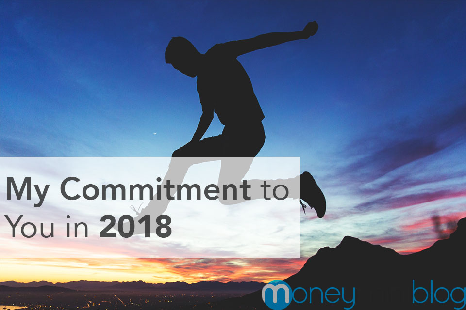 My Commitment to You in 2018