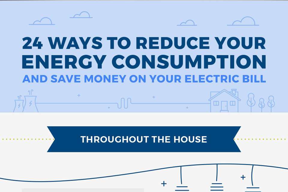 energy consumption use less save money