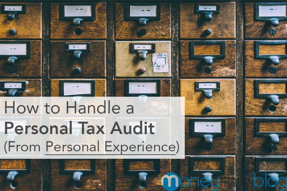 personal tax audit mail handling deal with