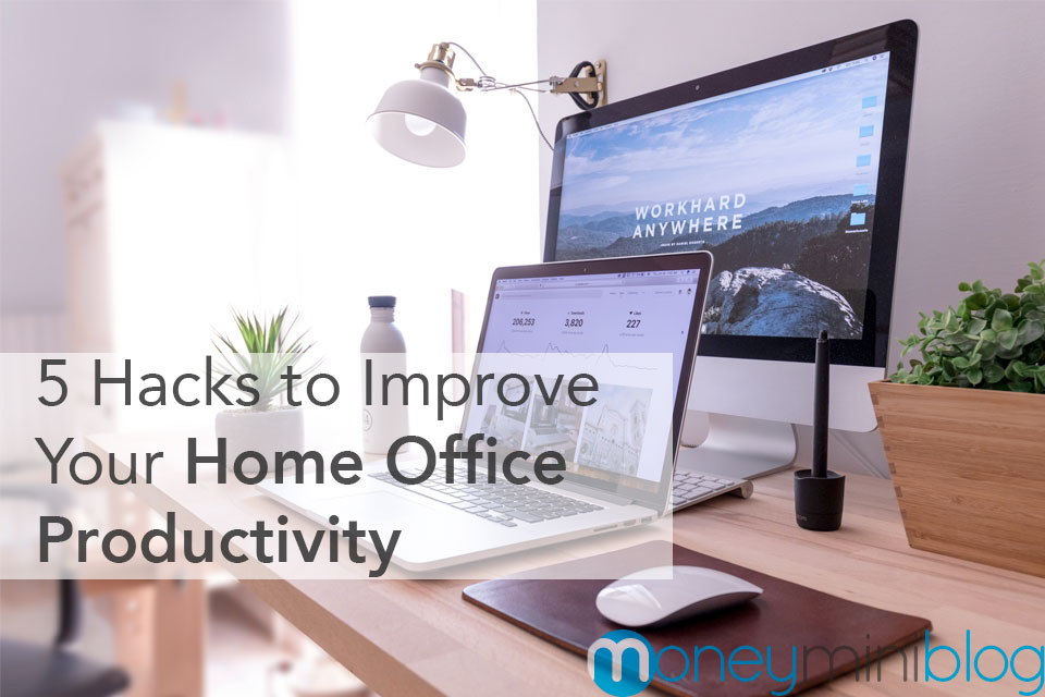 productive home office hacks