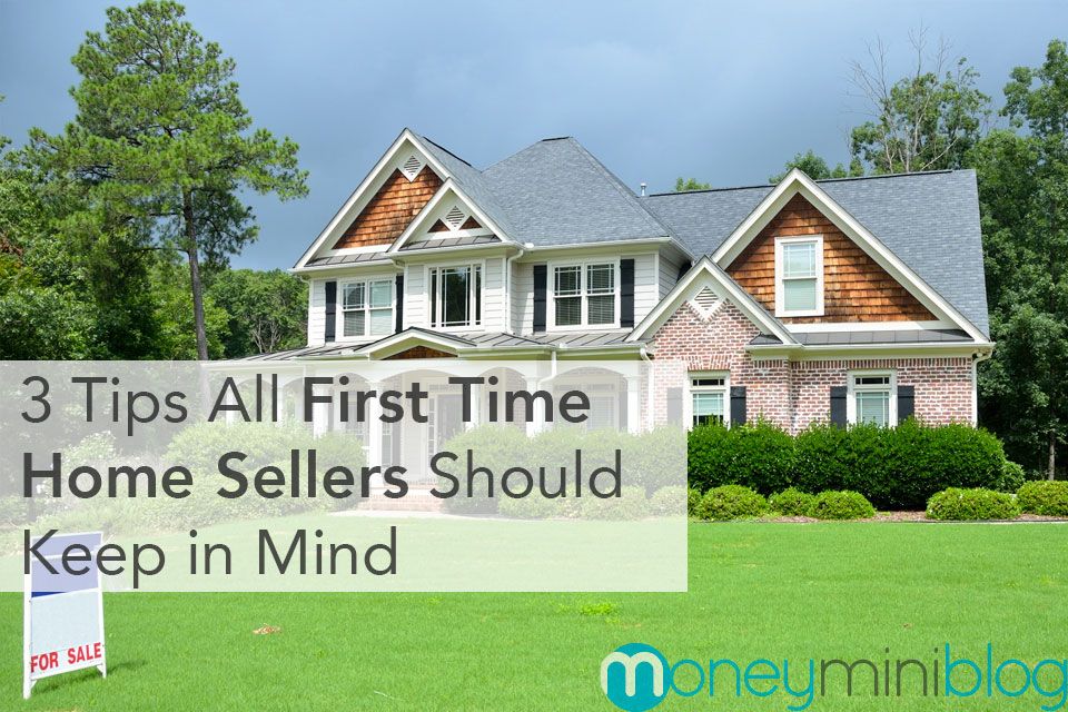 home sellers tips first time