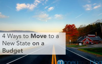 4 Ways to Move to a New State on a Budget