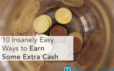 10 Insanely Easy Ways to Earn Some Extra Cash