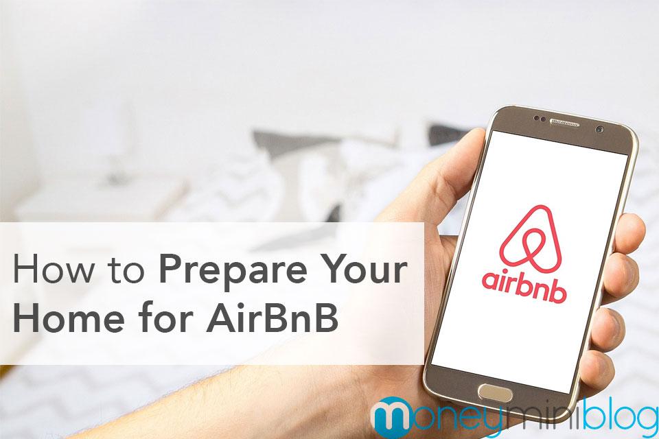 prepare home airbnb rental