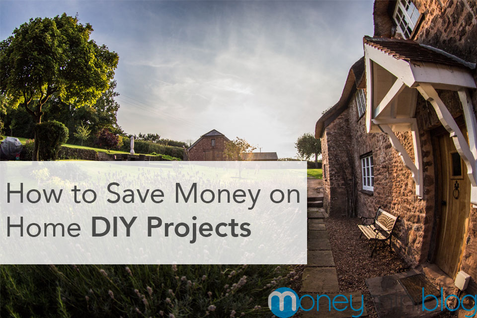 How to Save Money on Home DIY Projects