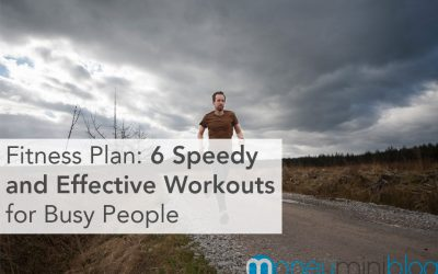 Fitness Plan: 6 Speedy and Effective Workouts for Busy People
