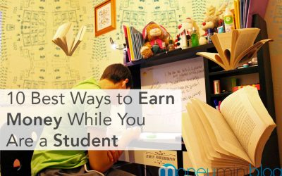 10 Best Ways to Earn Money While You Are a Student