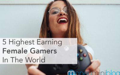 5 Highest Earning Female Gamers In The World