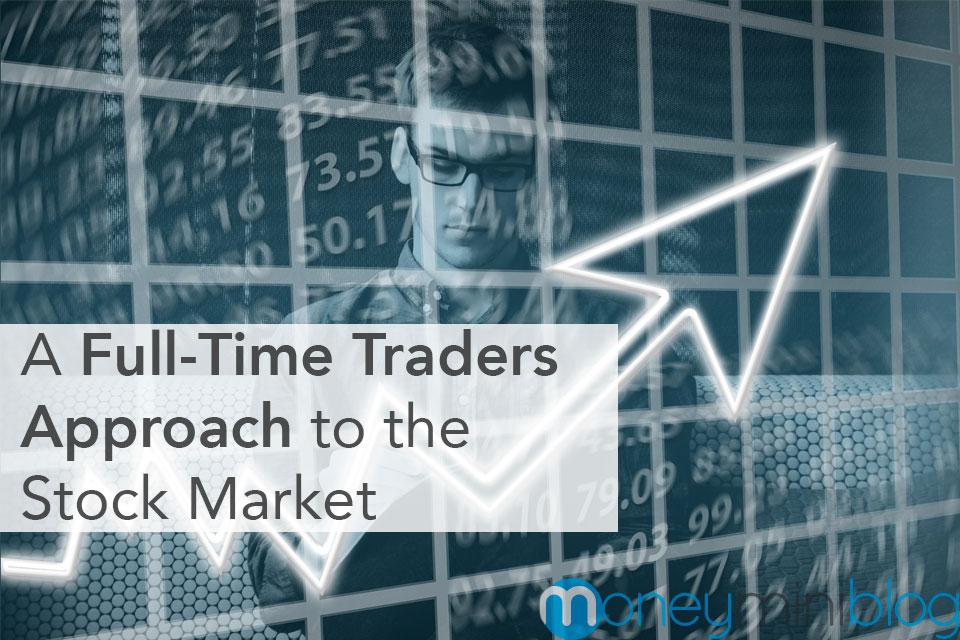 full-time stock market trading