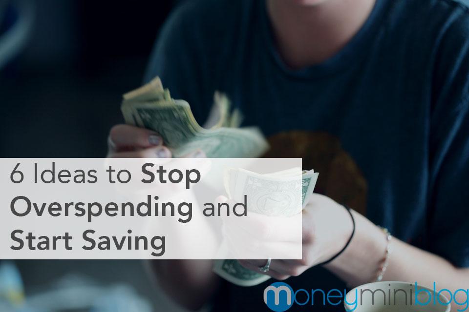 overspending saving budgeting