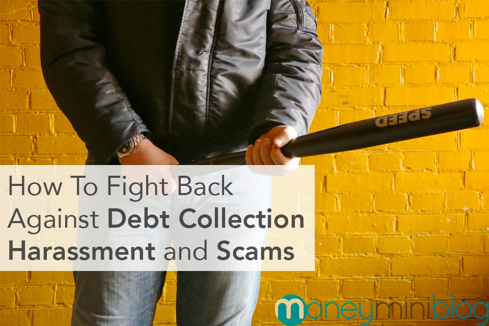 debt collection scams fight back