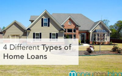 4 Different Types of Home Loans You Can Get