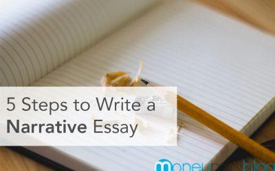 5 Steps to Write a Narrative Essay